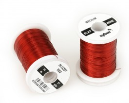 Flat Colour Wire, Medium, Bloody Red