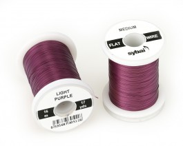 Flat Colour Wire, Medium, Light Purple