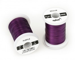 Flat Colour Wire, Medium, Purple