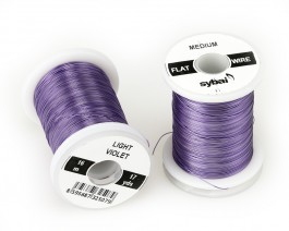 Flat Colour Wire, Medium, Light Violet