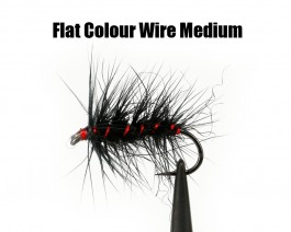 Flat Colour Wire, Medium, Bright Chartreuse