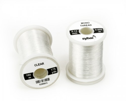 Mono Thread, 0.13 mm, Clear