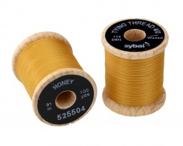 Tying Thread 4/0, Honey
