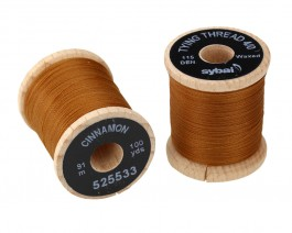 Tying Thread 4/0, Cinnamon
