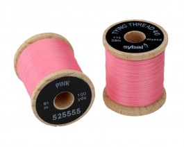 Tying Thread 4/0, Pink
